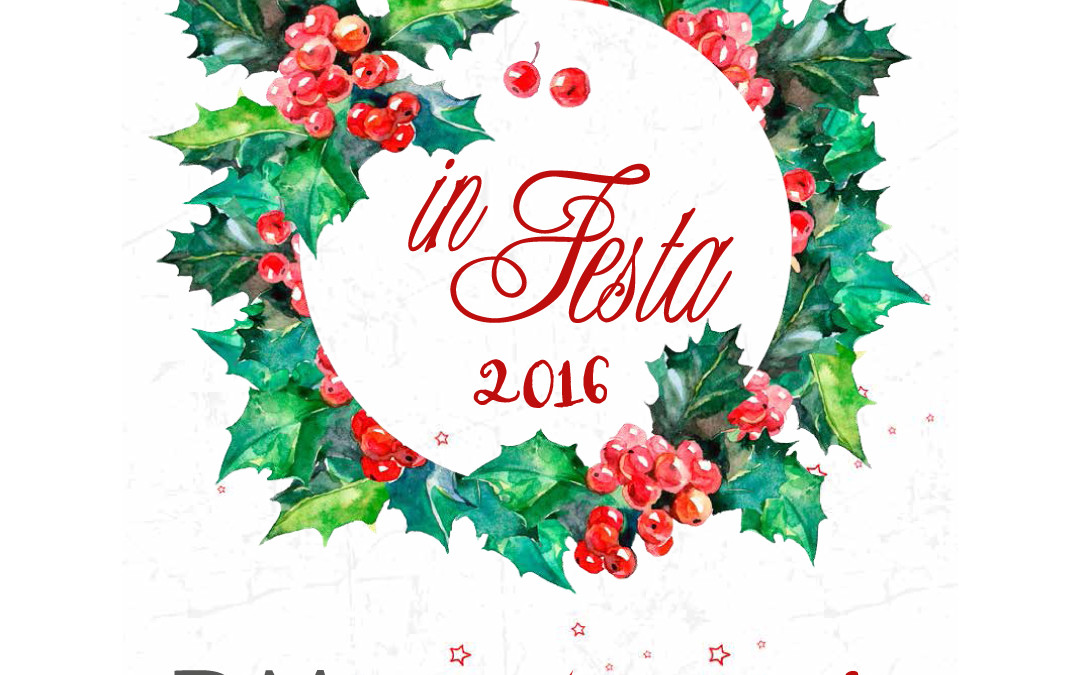 Nuovo catalogo In Festa 2016