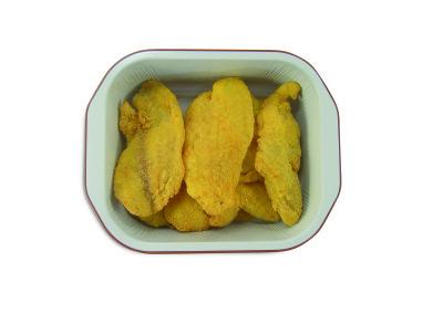 frittura di filetto di pesce