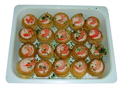 vol au vent salsa rosa e gamberi (1)