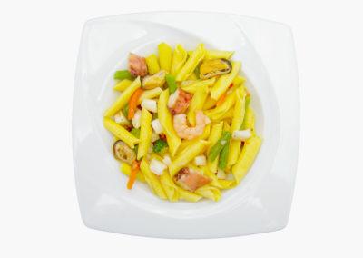 garganelli ai frutti di mare
